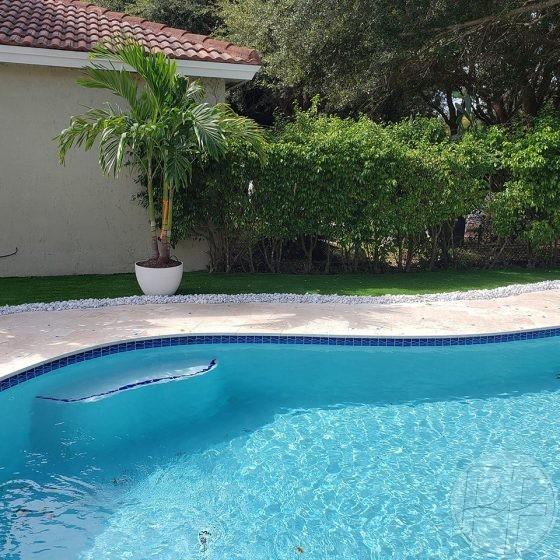Pool & Deck Remodeling - Pool Bench (Seat)