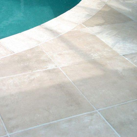 Square Pool Deck Tile