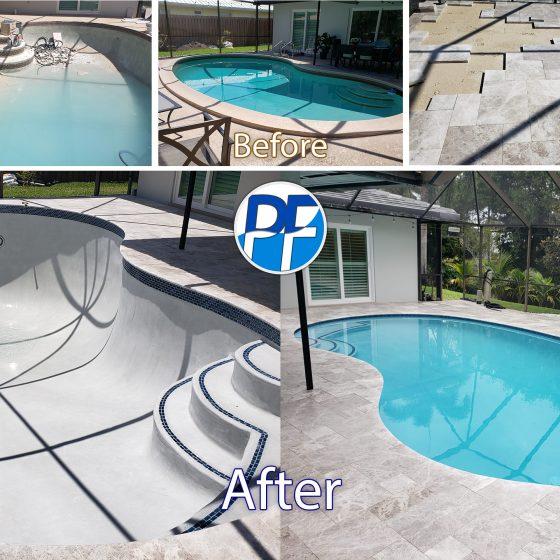 Pool & Deck Remodeling