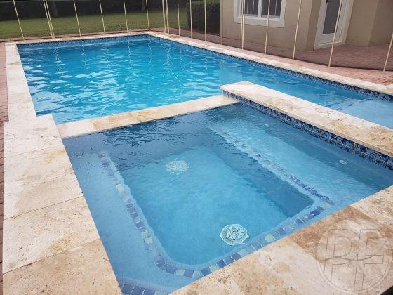 Custom Pool Spa