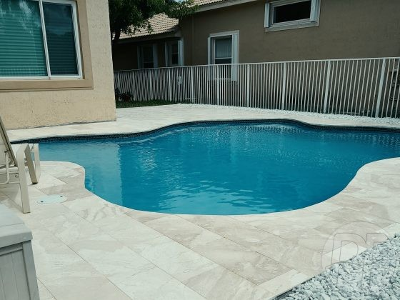 Pool & Deck Remodel Finished - Pools Finishing Inc