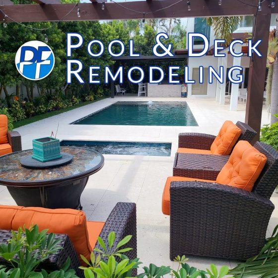Pool Remodel - Complete Backyard Renovation